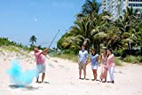Gender Reveal Exploding Golf Balls with Tee