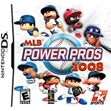 MLB Power Pros 2008 DS