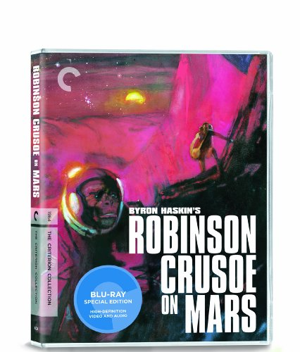Blu-ray : Robinson Crusoe on Mars (Criterion Collection) (Special Edition, Widescreen)