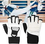 WINSHIDEN 2pcs Taekwondo Gloves Adults Children Hand Protector Wrestle Boxing Gloves Accessory