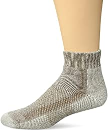 Unisex LTHMX Light Hiking Thick Padded Ankle Sock