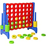 SDADI Giant 4 in a Row Game Set, Connect Four Game for Kids and Adults
