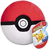 "Pokémon 4"" Pokéball Plush - Soft Stuffed"