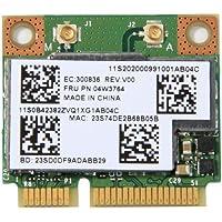 IBM BCM943228HMB 04W3764 WIFI Wireless Bluetooth 4.0 Half MINI PCI-E Card Compact for Lenovo E130 E135 E330 E335 E530 E535 E430 E435 S430 B430