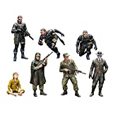 "Kotobukiya Metal Gear Solid Ground Zero Set ""Metal Gear Solid V"" Plastic Model Kit"