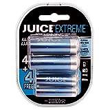 Juice Extreme Replay 1500 Cycle 4-AA PLUS 4-AAA