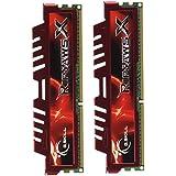G.Skill RipjawsX 4GB (2 x 2GB) DDR3 PC3-12800 for Sandy Bridge (9-9-9-24) Dual Channel kit (F3-12800CL9D-4GBXL)
