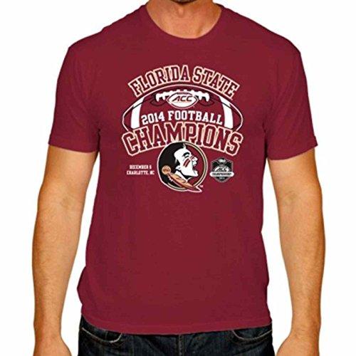 Florida State Seminoles Victory 2014 ACC Champions Locker Room T-Shirt (2XL)