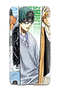 High Quality Kuroko No Basuke Case For Galaxy Note 3 / Perfect Case
