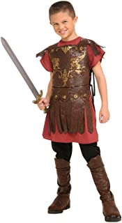Childu0027s Gladiator Costume Large  sc 1 st  Amazon.com : perseus halloween costume  - Germanpascual.Com