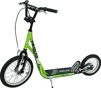 SULOV Bicicleta Rebel Rodillo, Verde-Negro, SCO-REBEL-02 ...