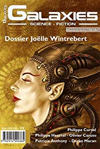 Galaxies numéro 19 par Joëlle Wintrebert