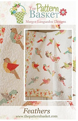 Feathers Quilt Pattern by The Pattern Basket