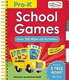 Let's Leap Ahead Pre-K School Games, Alex A. Lluch, 1613510802