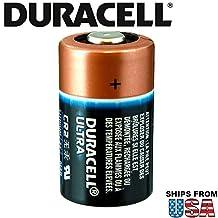 Duracell CR-2 1/2A 3V Photo Lithium Batteries DLCR2-BULK
