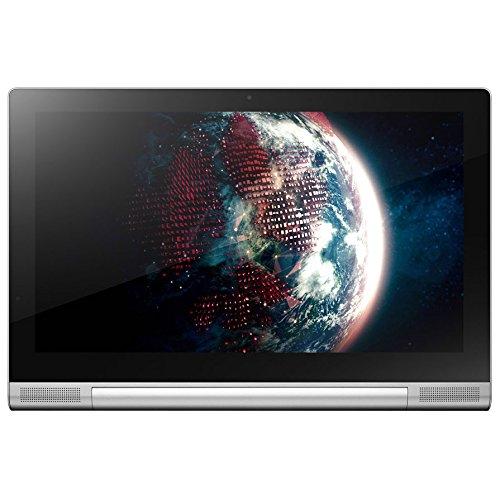 Lenovo Yoga Tablet 2 Pro 33 cm (13,3 Zoll QHD IPS) Tablet-PC (Intel Atom Z3745, 1,86GHz, 2GB RAM, 32GB interner Speicher, Touchscreen, Android 4.4) platinum inkl. W-LAN, Pico Projector, JBL Speaker