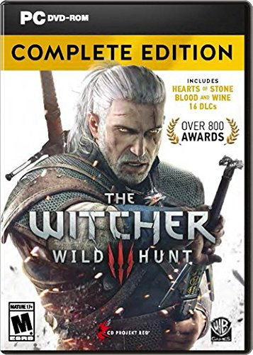Witcher 3: Wild Hunt Complete Edition – PC