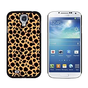 Cheetah Print - Snap On Hard Protective Case for Samsung Galaxy S4 - Black by ruishername