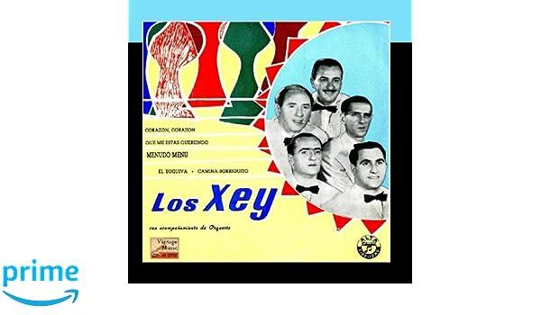 Los Xey - Vintage World No. 113 - EP: La Canción Del Menú - Amazon.com Music
