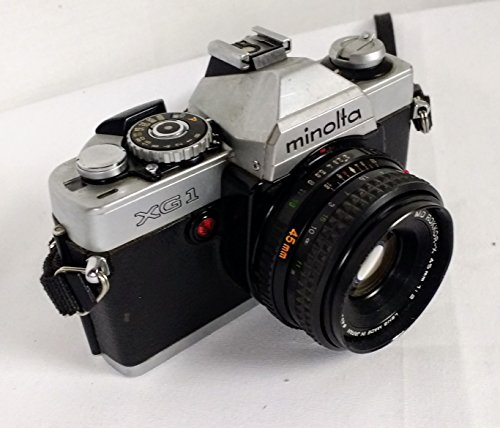 Minolta XG 1 35mm Camera product image