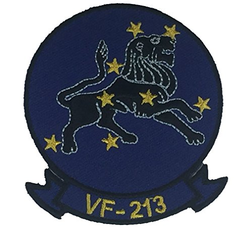 Navy Flight Suit Patches (US NAVY FIGHTER SQUADRON 213