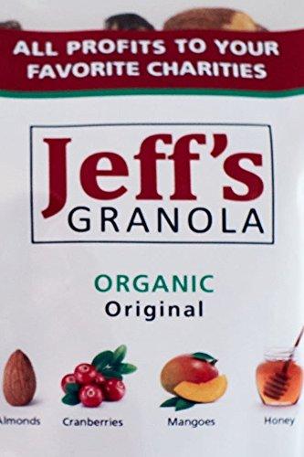 Jeff's Granola - Jeff's Original Organic Granola, 4 lb.