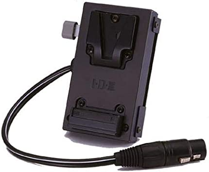 DAT and Voice Recorders. XLR IDX C-EB Endura V Mount Power Adaptor with XLR Connector to Power Audio Mixers