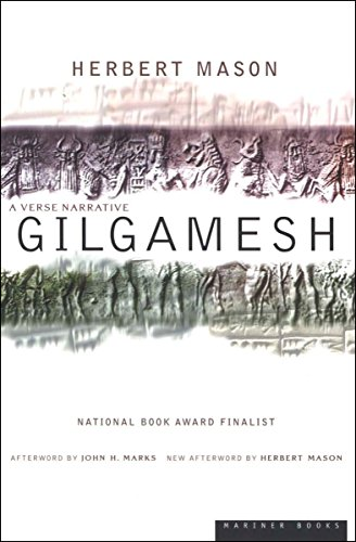 Gilgamesh: A Verse Narrative by [Mason, Herbert]