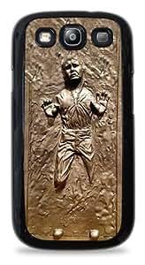 320 Han Solo Samsung Galaxy S3 Hardshell Case - Black