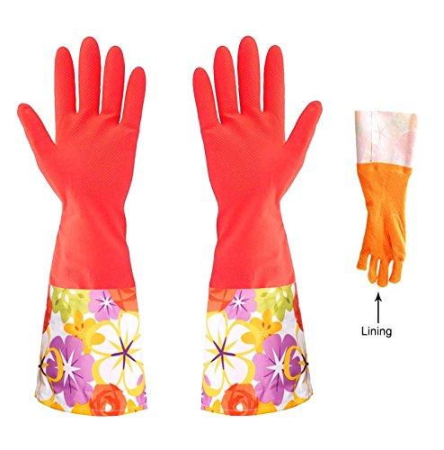 organic dish gloves - 9