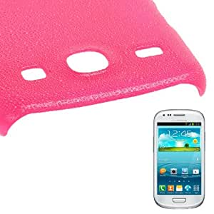 Raindrop Effect Plastic Case for Samsung Galaxy Core / i8262 / i8260 (Magenta)