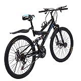 KimBird 26Inch Outroad Mountain Bike, 6Spoke 21