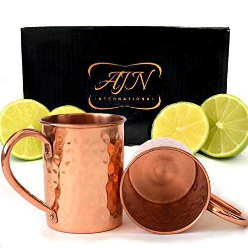 AJN International Moscow Mule Copper product image