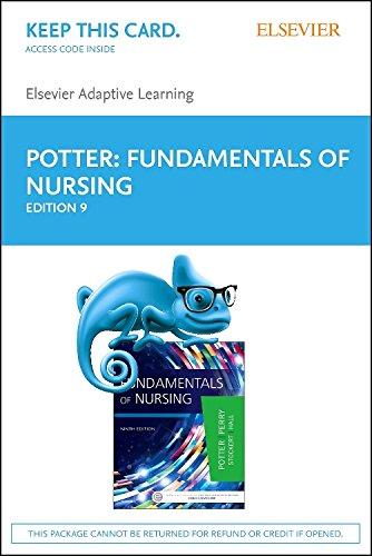 Elsevier Adaptive Learning for Fundamentals of Nursing (Access Card), 9e