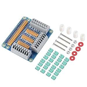 Amazon.com: Fosa Raspberry Pi 3 Pi 2 Pi Modelo B GPIO ...