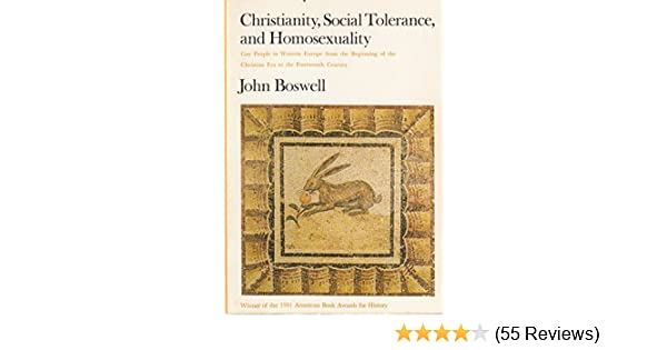 Boswell 1980 homosexuality and christianity