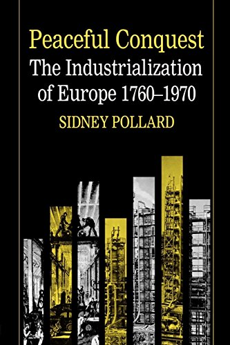 [Read] Peaceful Conquest: The Industrialization of Europe, 1760-1970 P.P.T