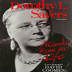 Dorothy L. Sayers Audiobook