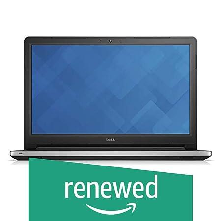 (Renewed) Dell Inspiron 155559 15.6-inch Laptop (Core i5-6200U/8GB/1TB/2GB Graphics), Silver Laptops