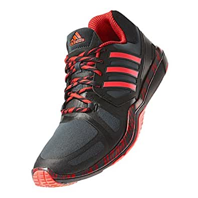 Adidas Mens AT SPEEDCUT TRAINER SHOES,BLACK/RED/RED,8 M US
