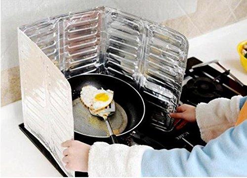Oil Splash Guard Splatter Screen For Cooking Cover For