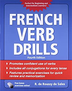 French Verb Drills, Fourth Edition (0071744746) | Amazon price tracker / tracking, Amazon price history charts, Amazon price watches, Amazon price drop alerts