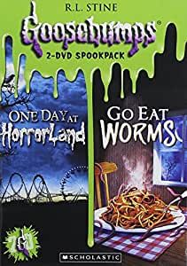 Goosebumps: One Day at Horrorland/Go Eat Worms! Double Feature