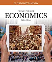 Principles of Economics, 8th Edition Front Cover