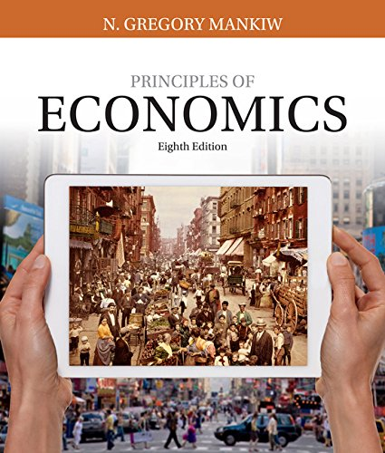 1305585127 - Principles of Economics (Mankiw's Principles of Economics)