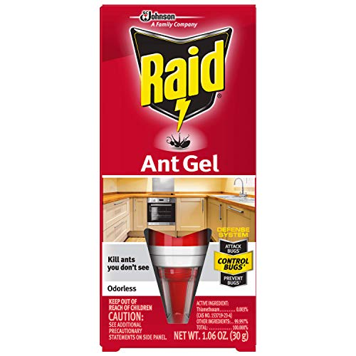 Raid Ant Gel, 1.06 OZ (Pack - 3)