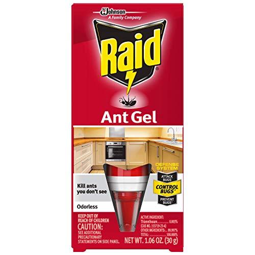 - Raid Ant Gel, 1.06 OZ (Pack - 3)