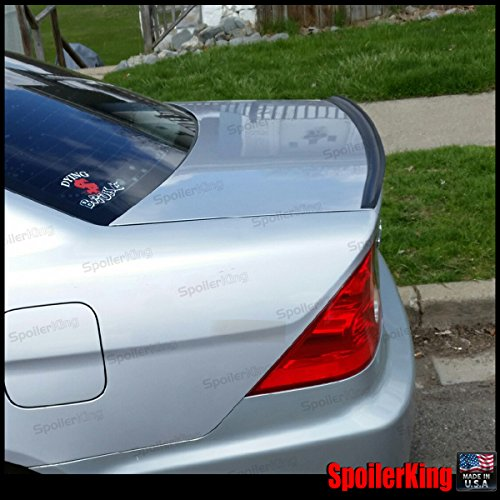 ip Spoiler (244L) compatible with Honda Civic 2dr 2001-2005 ()