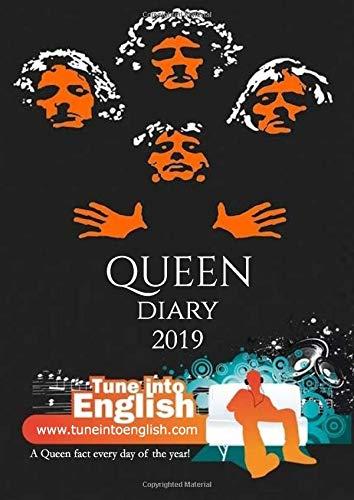 Queen Diary 2019: A Queen fact every day of the year!: Amazon.es: Kavanagh, Fergal: Libros en idiomas extranjeros