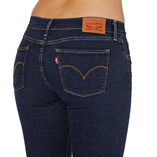 ® Skinny Super Innovation W Jeans Blue Levi's fPqHZ7